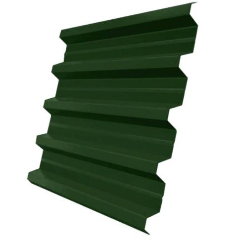 Профнастил Н60х902 мм RAL 6005 Зеленый мох