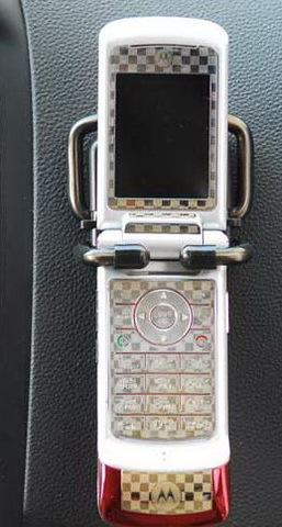 Держатель телефона/смартфона KASHIMURA AT-22