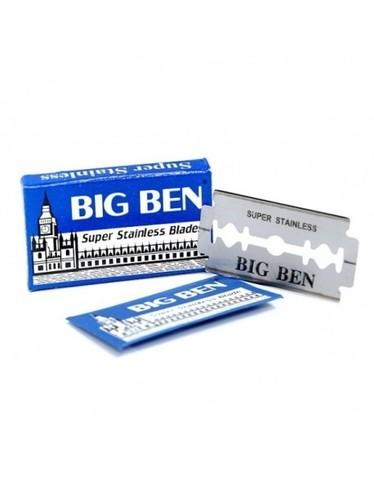 Лезвия для бритья Big Ben. 5 шт