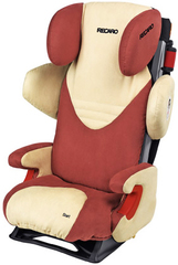 Детское кресло RECARO Start (материал верха Trendline Bellini Ruby/Cream)