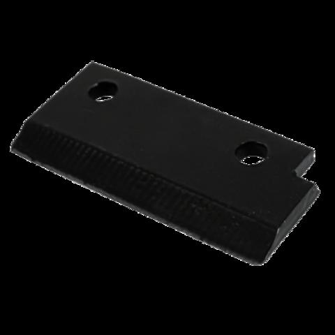 Нож сменный для шнека однозаходный для грунта DDE (250 мм) (пара)