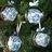 Набор шаров «Морозные 5-8»
