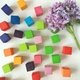 Радужный набор кубиков