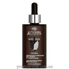 Angel Professional Paris Black Angel Hair Regrowth Serum - Сыворотка для роста волос с экстрактом периллы