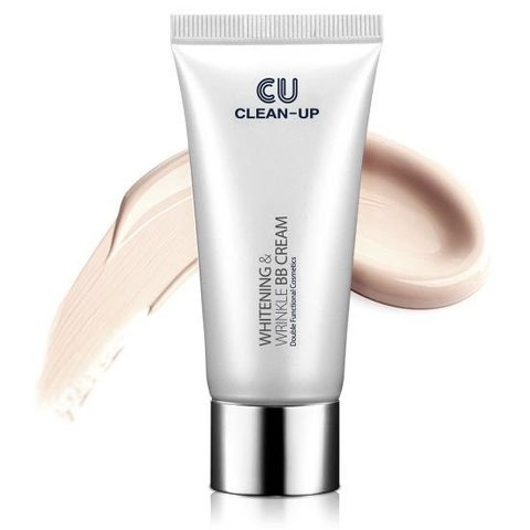 BB крем, 30 мл / CU Skin Whitening&Wrinkle BB Cream