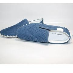 Мужские туфли на лето Alvito 01-1308 92-86
