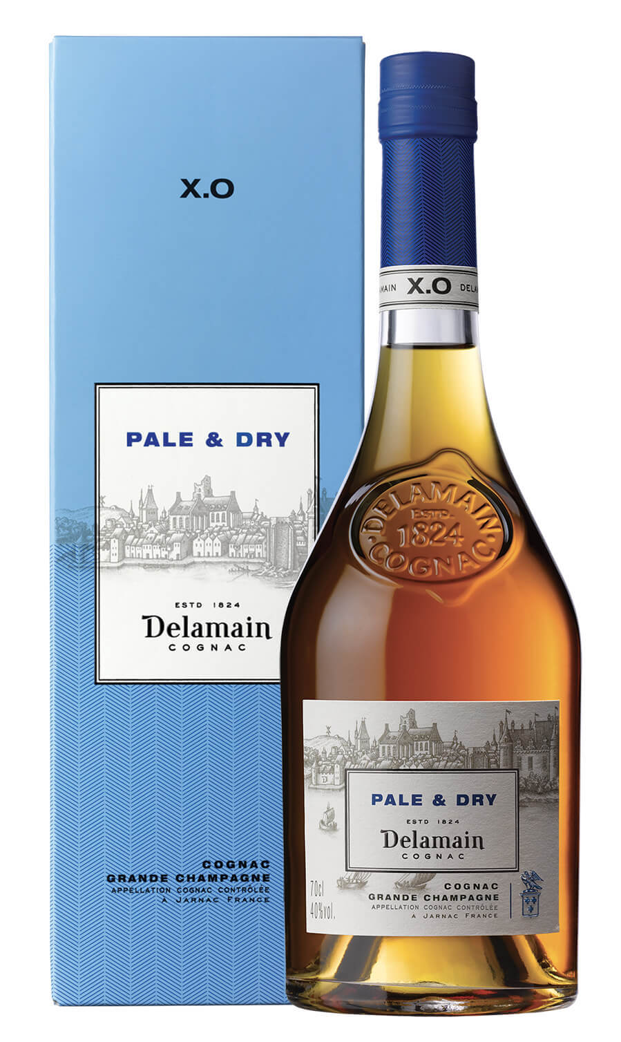 Delamain Pale & Dry XO