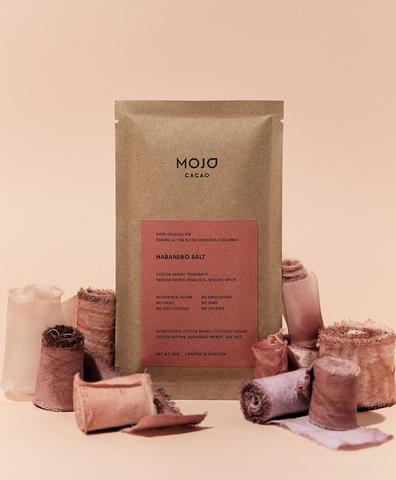 Горький шоколад Mojo Habanero Salt