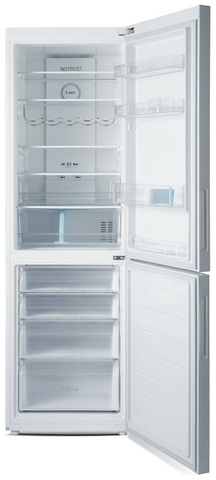 Двухкамерный холодильник Haier C2F636CWRG
