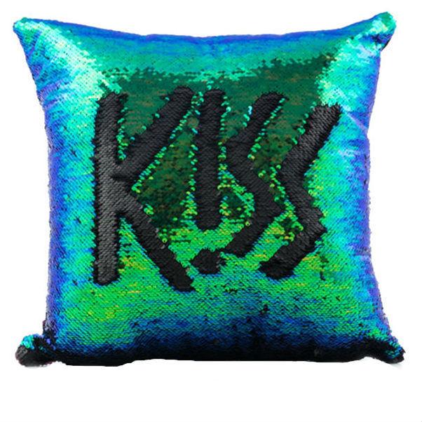 Хит продаж Подушка с пайетками Magic Pillow (изумруд/черный) 198df46872990e9c1b72e2602932421d.jpg