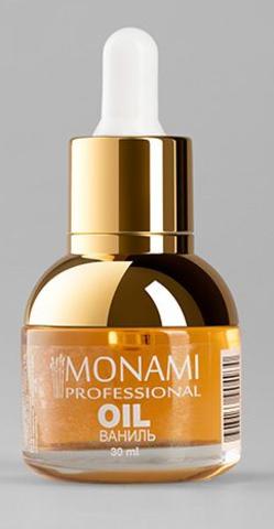 Monami масло питательное Ваниль 30 мл