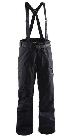 Мужские горнолыжные брюки 8848 Altitude Base 67 (black) с подтяжками