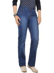 B35501 джинсы женские, синие
