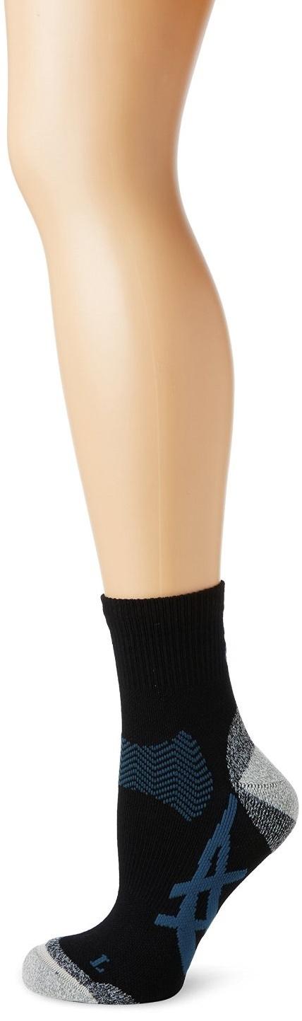 Спортивные носки Asics FujiTrail Sock (128057 8123) черные фото