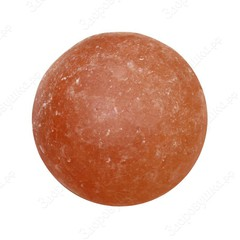 Массажные камни из Гималайской соли 1шт