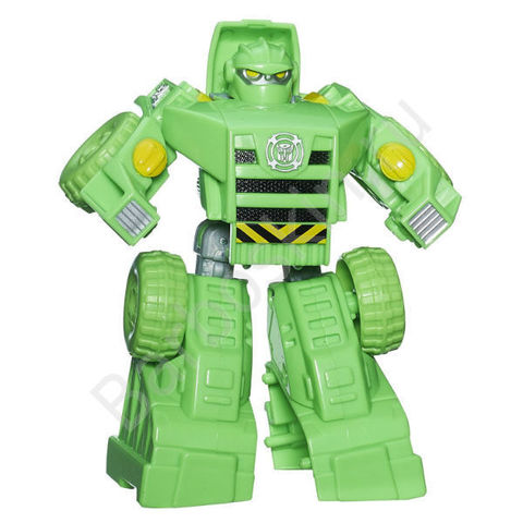 Робот - трансформер Playskool Болдер Самосвал (Boulder the Construction-Bot) - Боты спасатели (Rescue Bots), Hasbro