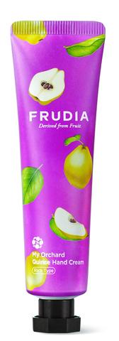 Крем для рук с айвой - Frudia