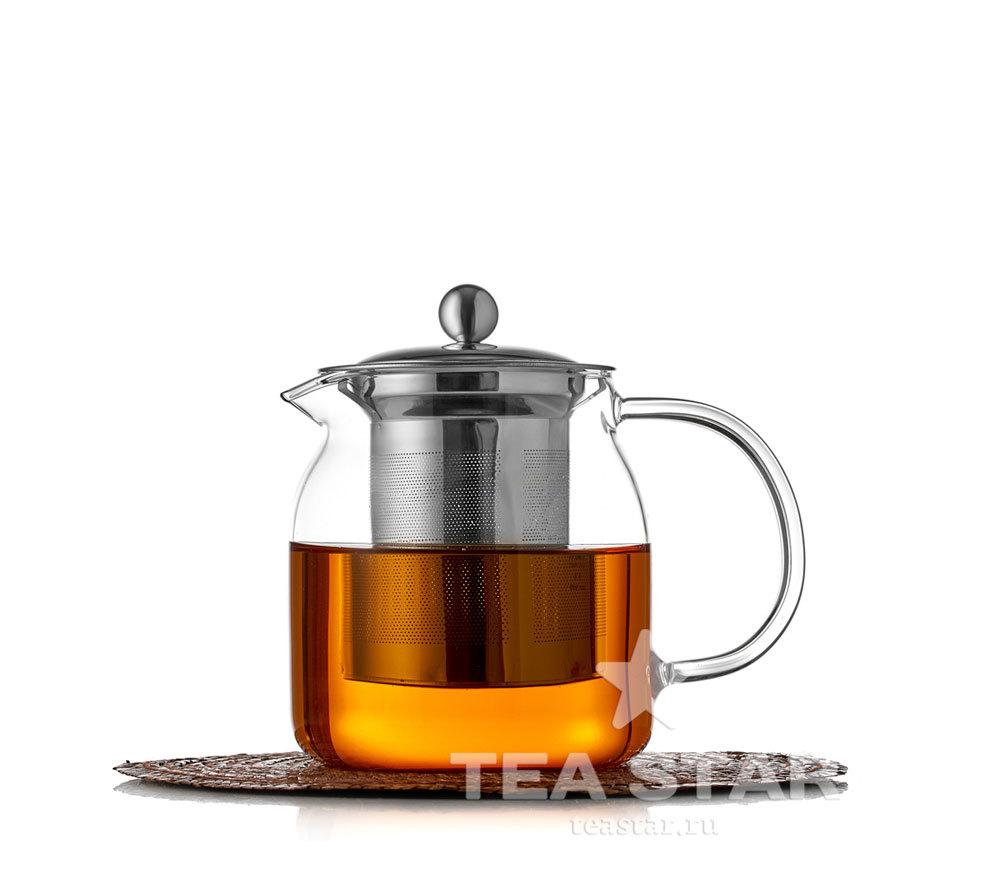 Заварочные стеклянные чайники Заварочный стеклянный чайник Sama Doyo, 700 мл Sama_Doyo_750ml.jpg