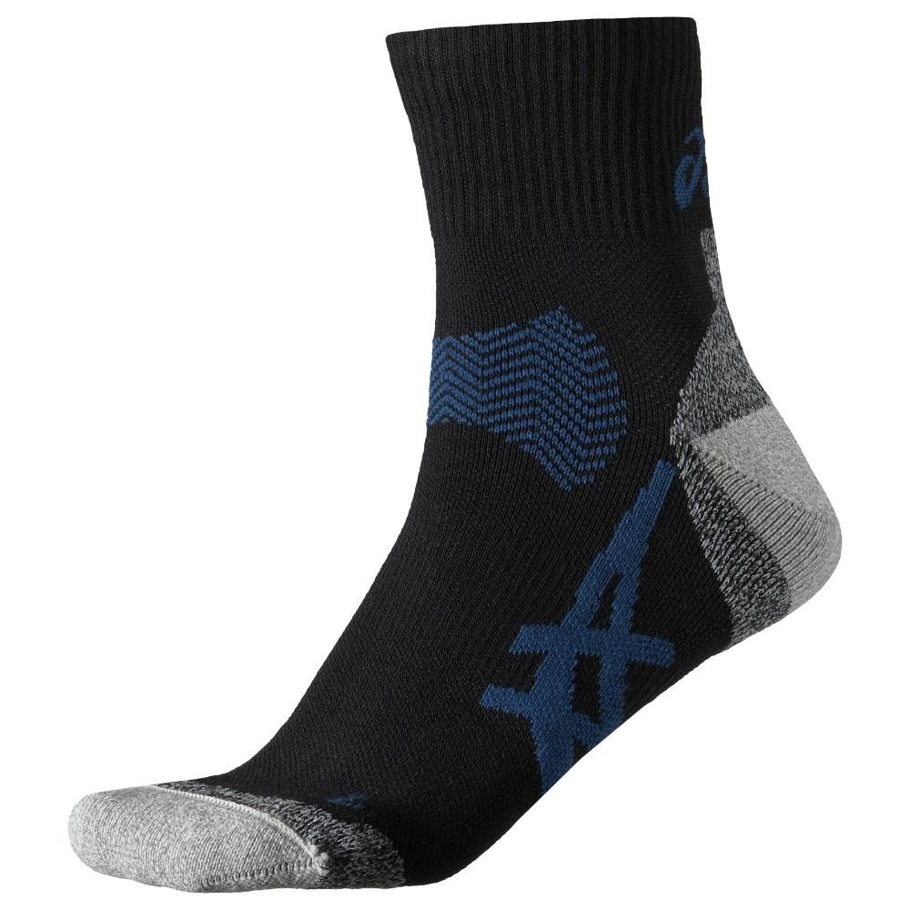 Спортивные носки Asics FujiTrail Sock (128057 8123) черные