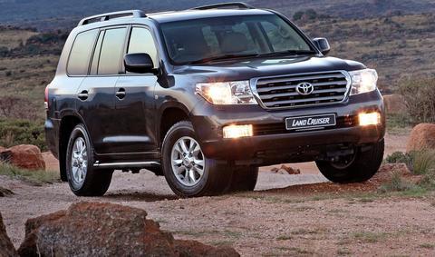 Задняя Пневмоподвеска Toyota Land Cruiser 200