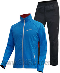 Спортивный костюм Nordski Premium Run Active унисекс