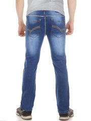 2071 джинсы мужские, синие