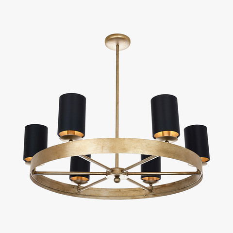 replica light  MILNE CHANDELIER 1 by BELLA FIGURA