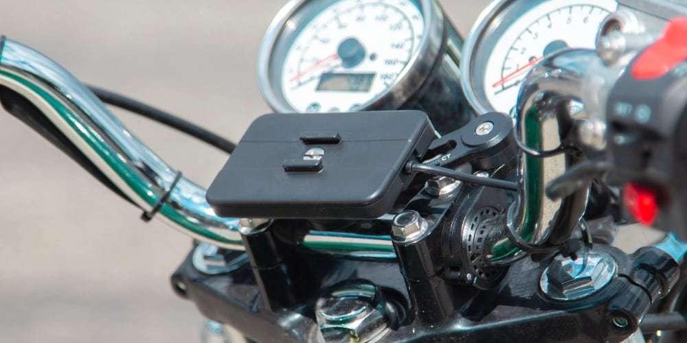 Кабель для модуль беспроводной зарядки SP Connect Cable Wireless Charger на мото