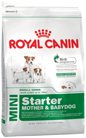Royal Canin Mini Starter 20 кг