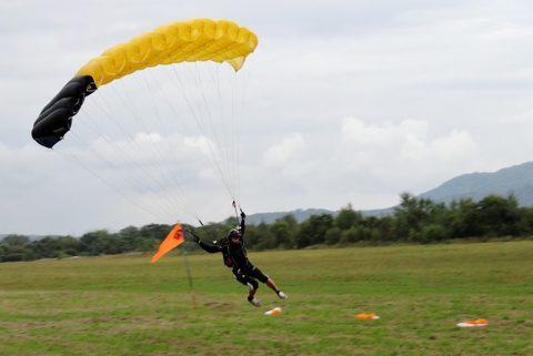 Основной парашют Odyssey