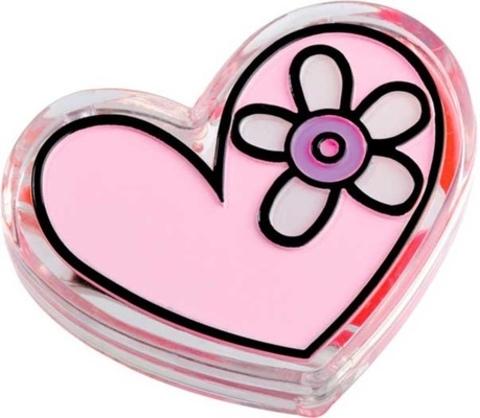 Ффл блеск для губ 16 FMG Сердце