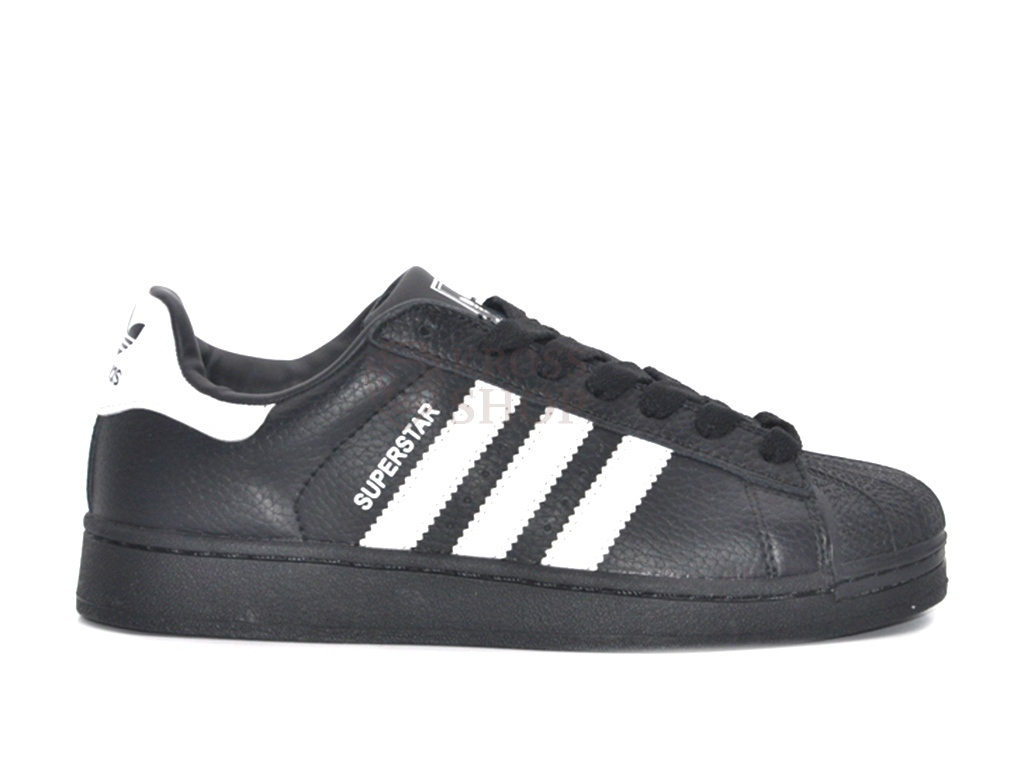 Adidas Men's SuperStar White/Black