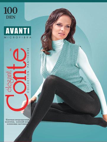 Conte Avanti Колготки женские 100d, p.2 nero