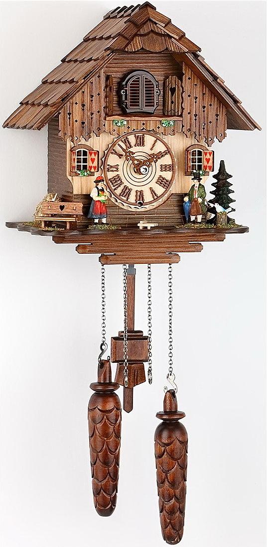 Часы настенные Часы настенные с кукушкой Trenkle 452 Q HZZG chasy-nastennye-s-kukushkoy-trenkle-452-q-hzzg-germaniya.jpg