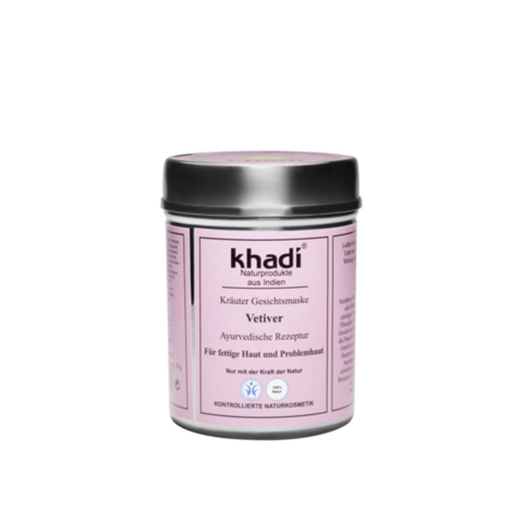 Ветивер убтан для лица Khadi Naturprodukte, 50 гр