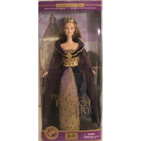 Барби Куклы Мира принцесса Франции