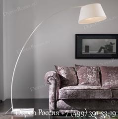 Торшер LF-10059WH White