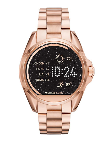 Купить Умные наручные часы Michael Kors Access MKT5004 Bradshaw по доступной цене