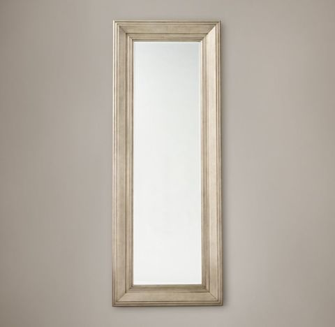 18th C. Baroque Leaner Mirror
