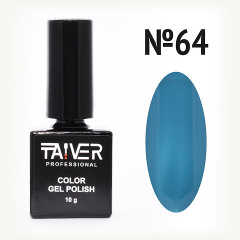 Гель-лак TAIVER 64