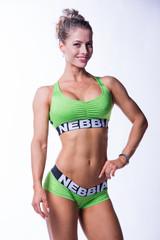 Женский топ Nebbia 223 green