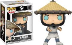 POP! Vinyl: Games: Mortal Kombat: Raiden