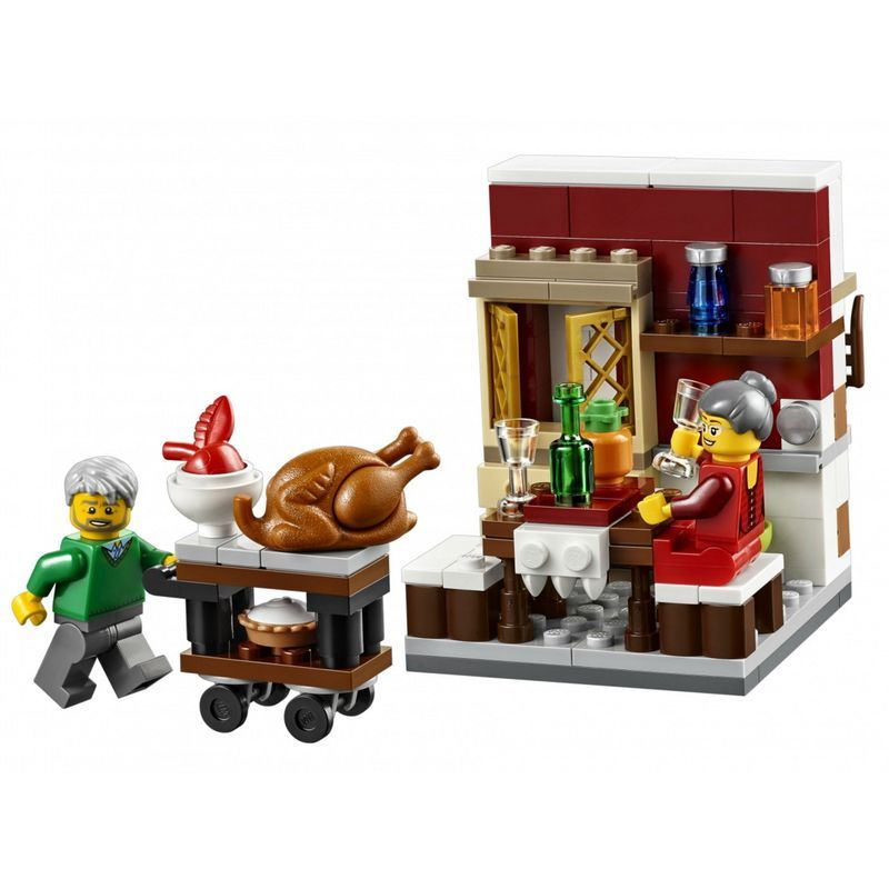 LEGO 40123 День Благодарения