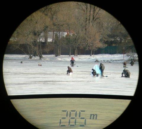 БИНОКЛЬ ДАЛЬНОМЕР STURMAN 10X42 LRF