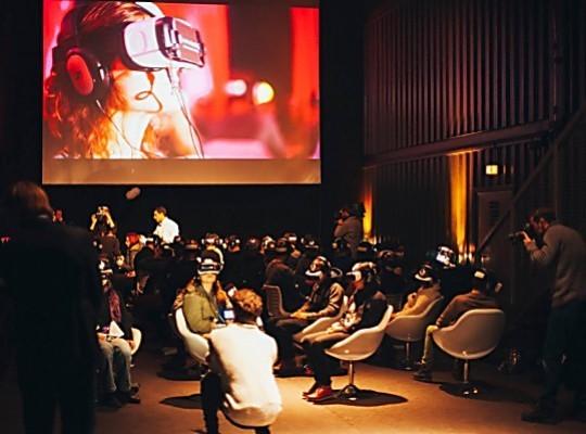 Кинотеатр виртуальной реальности