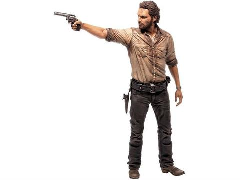 The Walking Dead Deluxe — Rick Grimes