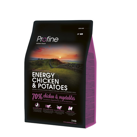 Profine Energy Chiken and Potatos
