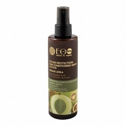 EO Laboratorie Сыворотка-бальзам для окрашенных волос Защита цвета Индийская амла 200 мл