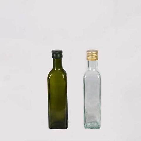 Бутылка 250 мл темная