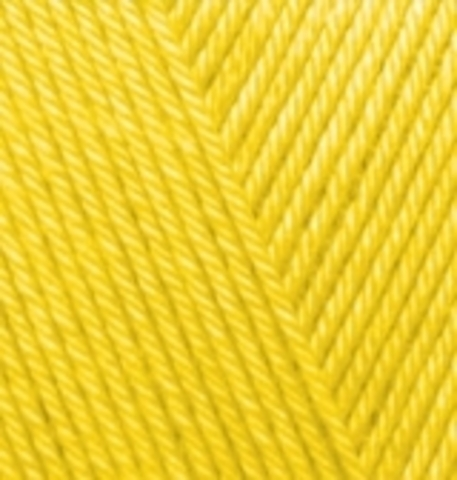 Diva 110 желтый Alize